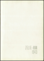 Page 5, 1943 Edition, Zelienople High School - Zelie Ann Yearbook (Zelienople, PA) online yearbook collection
