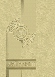 Page 1, 1944 Edition, Zelienople High School - Zelie Ann Yearbook (Zelienople, PA) online yearbook collection