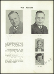 Page 11, 1952 Edition, Zelienople High School - Zelie Ann Yearbook (Zelienople, PA) online yearbook collection