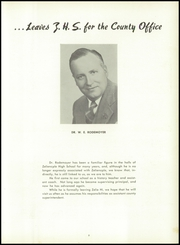 Page 13, 1956 Edition, Zelienople High School - Zelie Ann Yearbook (Zelienople, PA) online yearbook collection