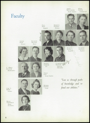 Page 10, 1942 Edition, Etna High School - Piper Yearbook (Etna, PA) online yearbook collection