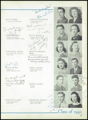 Page 17, 1942 Edition, Etna High School - Piper Yearbook (Etna, PA) online yearbook collection