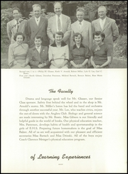 Page 11, 1952 Edition, Etna High School - Piper Yearbook (Etna, PA) online yearbook collection