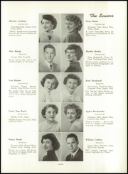 Page 15, 1952 Edition, Etna High School - Piper Yearbook (Etna, PA) online yearbook collection