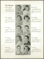 Page 16, 1952 Edition, Etna High School - Piper Yearbook (Etna, PA) online yearbook collection