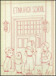 Page 4, 1952 Edition, Etna High School - Piper Yearbook (Etna, PA) online yearbook collection