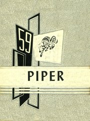 Page 1, 1959 Edition, Etna High School - Piper Yearbook (Etna, PA) online yearbook collection