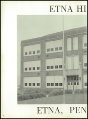 Page 6, 1959 Edition, Etna High School - Piper Yearbook (Etna, PA) online yearbook collection