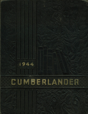 1944 Edition, Cumberland Township High School - Cumberlander Yearbook (Carmichaels, PA)