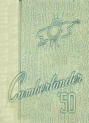 1950 Edition, Cumberland Township High School - Cumberlander Yearbook (Carmichaels, PA)