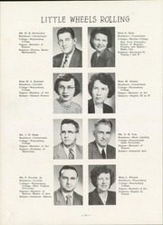 Page 14, 1951 Edition, Cumberland Township High School - Cumberlander Yearbook (Carmichaels, PA) online yearbook collection