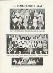 Page 8, 1951 Edition, Cumberland Township High School - Cumberlander Yearbook (Carmichaels, PA) online yearbook collection