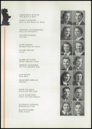 Page 16, 1940 Edition, Scottdale High School - Scottie Yearbook (Scottdale, PA) online yearbook collection
