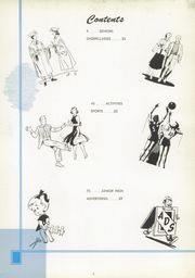 Page 7, 1956 Edition, Scottdale High School - Scottie Yearbook (Scottdale, PA) online yearbook collection