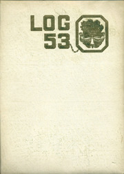 1953 Edition, Clifton Heights High School - Log Yearbook (Clifton Heights, PA)