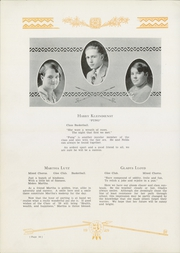 Page 58, 1929 Edition, Mahanoy City High School - Maroon and Black Yearbook (Mahanoy City, PA) online yearbook collection