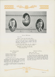 Page 59, 1929 Edition, Mahanoy City High School - Maroon and Black Yearbook (Mahanoy City, PA) online yearbook collection