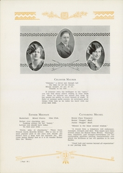 Page 60, 1929 Edition, Mahanoy City High School - Maroon and Black Yearbook (Mahanoy City, PA) online yearbook collection