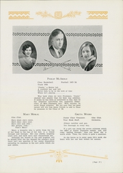 Page 61, 1929 Edition, Mahanoy City High School - Maroon and Black Yearbook (Mahanoy City, PA) online yearbook collection