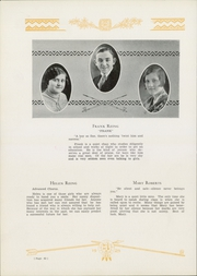 Page 66, 1929 Edition, Mahanoy City High School - Maroon and Black Yearbook (Mahanoy City, PA) online yearbook collection