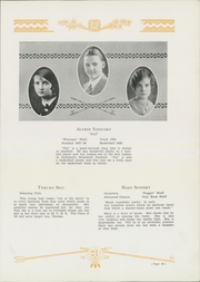 Page 69, 1929 Edition, Mahanoy City High School - Maroon and Black Yearbook (Mahanoy City, PA) online yearbook collection