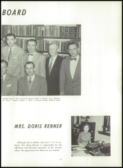 Page 15, 1955 Edition, Lansdale High School - Highlights Yearbook (Lansdale, PA) online yearbook collection