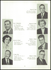 Page 17, 1955 Edition, Lansdale High School - Highlights Yearbook (Lansdale, PA) online yearbook collection
