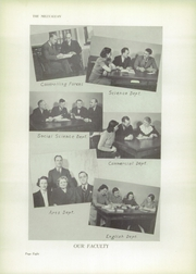 Page 12, 1941 Edition, Millvale High School - Millvalean Yearbook (Millvale, PA) online yearbook collection