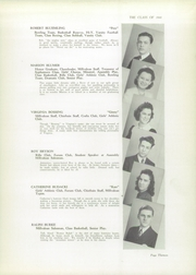 Page 17, 1941 Edition, Millvale High School - Millvalean Yearbook (Millvale, PA) online yearbook collection