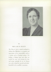 Page 9, 1941 Edition, Millvale High School - Millvalean Yearbook (Millvale, PA) online yearbook collection