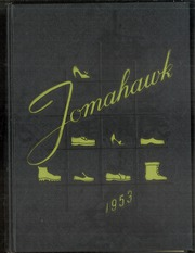 Page 1, 1953 Edition, Cresson Joint High School - Tomahawk Yearbook (Cresson, PA) online yearbook collection