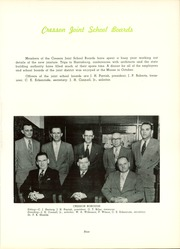 Page 13, 1953 Edition, Cresson Joint High School - Tomahawk Yearbook (Cresson, PA) online yearbook collection