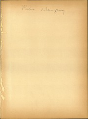 Page 3, 1953 Edition, Cresson Joint High School - Tomahawk Yearbook (Cresson, PA) online yearbook collection