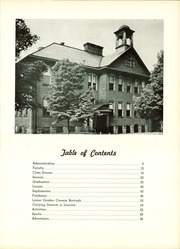 Page 7, 1953 Edition, Cresson Joint High School - Tomahawk Yearbook (Cresson, PA) online yearbook collection