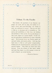 Page 10, 1935 Edition, Sacred Heart College - Gradatim Yearbook (Belmont, NC) online yearbook collection