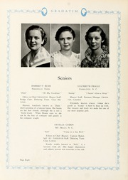 Page 14, 1935 Edition, Sacred Heart College - Gradatim Yearbook (Belmont, NC) online yearbook collection