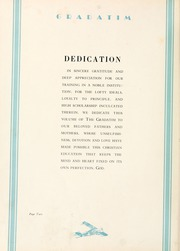Page 6, 1937 Edition, Sacred Heart College - Gradatim Yearbook (Belmont, NC) online yearbook collection
