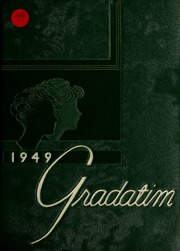 Page 1, 1949 Edition, Sacred Heart College - Gradatim Yearbook (Belmont, NC) online yearbook collection