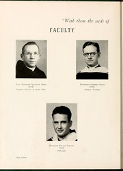 Page 14, 1949 Edition, Sacred Heart College - Gradatim Yearbook (Belmont, NC) online yearbook collection