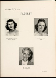 Page 15, 1949 Edition, Sacred Heart College - Gradatim Yearbook (Belmont, NC) online yearbook collection