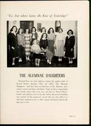 Page 7, 1949 Edition, Sacred Heart College - Gradatim Yearbook (Belmont, NC) online yearbook collection