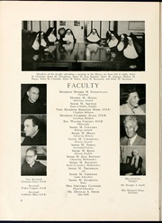 Page 10, 1951 Edition, Sacred Heart College - Gradatim Yearbook (Belmont, NC) online yearbook collection