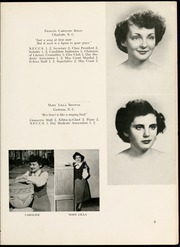 Page 13, 1951 Edition, Sacred Heart College - Gradatim Yearbook (Belmont, NC) online yearbook collection