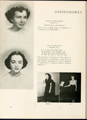 Page 14, 1951 Edition, Sacred Heart College - Gradatim Yearbook (Belmont, NC) online yearbook collection