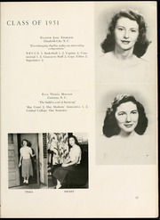 Page 15, 1951 Edition, Sacred Heart College - Gradatim Yearbook (Belmont, NC) online yearbook collection