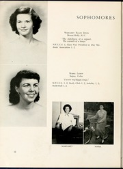 Page 16, 1951 Edition, Sacred Heart College - Gradatim Yearbook (Belmont, NC) online yearbook collection