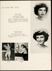 Page 17, 1951 Edition, Sacred Heart College - Gradatim Yearbook (Belmont, NC) online yearbook collection
