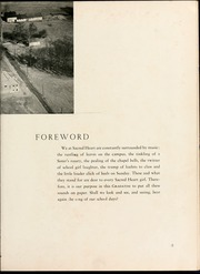 Page 7, 1951 Edition, Sacred Heart College - Gradatim Yearbook (Belmont, NC) online yearbook collection