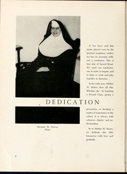 Page 8, 1951 Edition, Sacred Heart College - Gradatim Yearbook (Belmont, NC) online yearbook collection