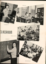 Page 17, 1955 Edition, Sacred Heart College - Gradatim Yearbook (Belmont, NC) online yearbook collection